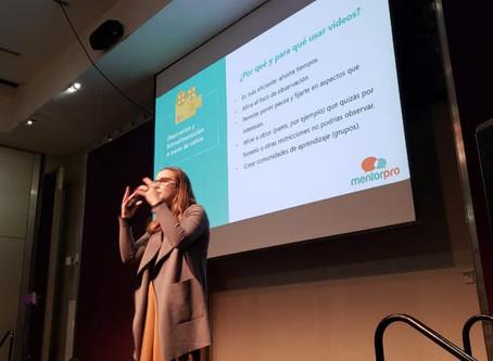 MentorPro expone en Seminario Educación y Gestión