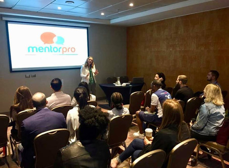 MentorPro expone en el Columbia Global Center