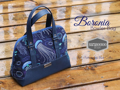 The Boronia Bowler Bag