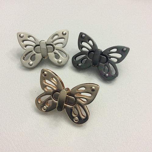 Butterfly Twist Lock (3 colors)
