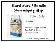 Serendipity Hip Hardware Bundle