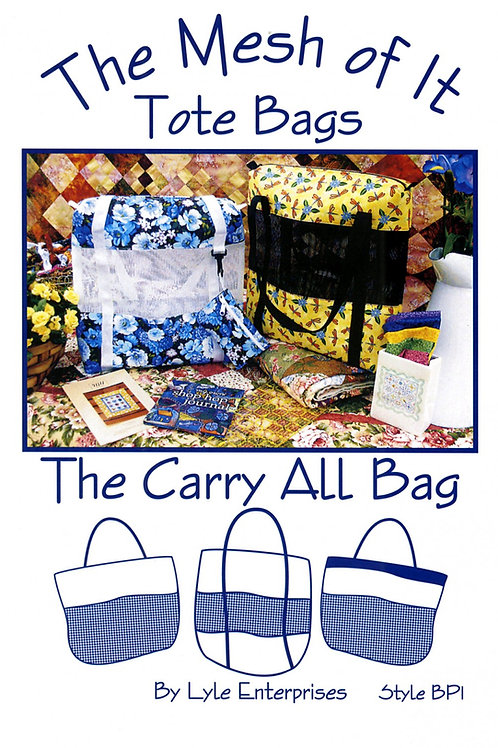 The Carry All Bag