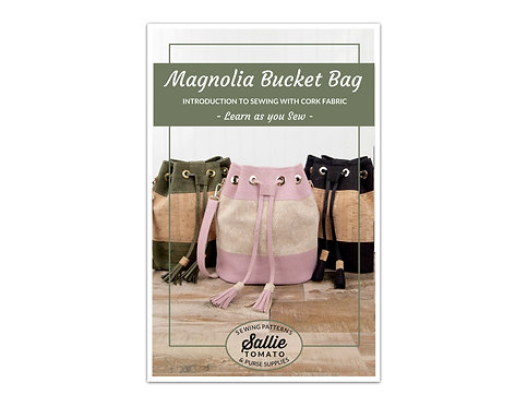 Magnolia Bucket Bag