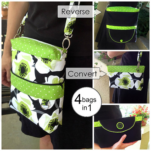 The Convertible/Reversible Bag