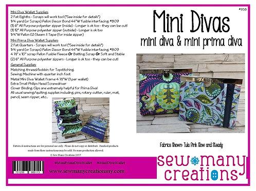 Mini Divas - Mini Diva & Mini Prima Diva
