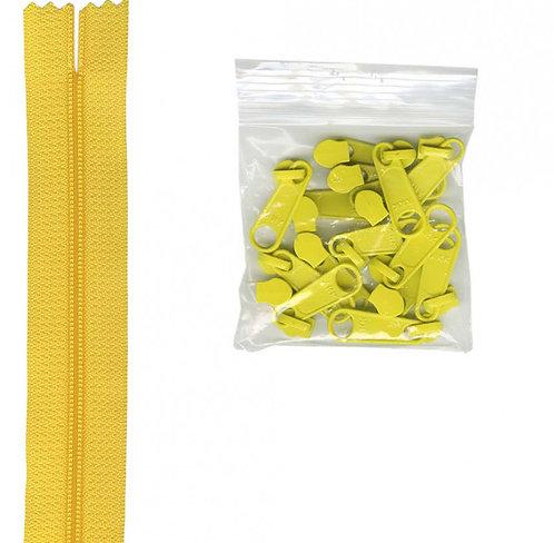 195 - Dandelion Handbag Zipper