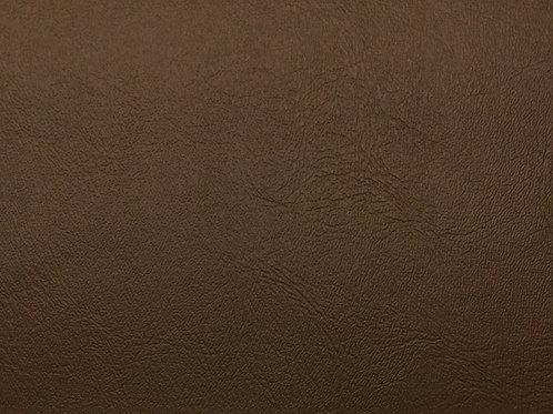 Vegan Leather Fabric - Brown