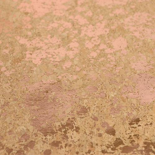 Pro Lite Natural Cork -  Rose Gold Splatter