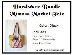 Mimosa Tote Hardware Bundle