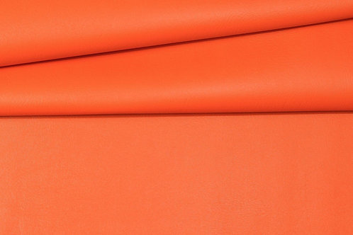 Vegan Leather Handbag Handles - Orange