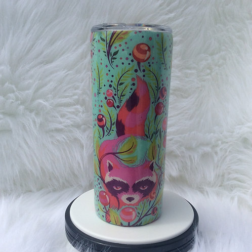 All Stars Raccoon Poppy Thermal Tumbler