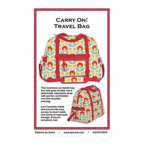 Carry On! Travel Bag
