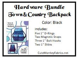 Town & Country Backpack Hardware Bundle
