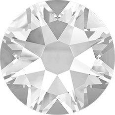 Swarovski Flat Back Hotfix Crystals - 16ss/4mm