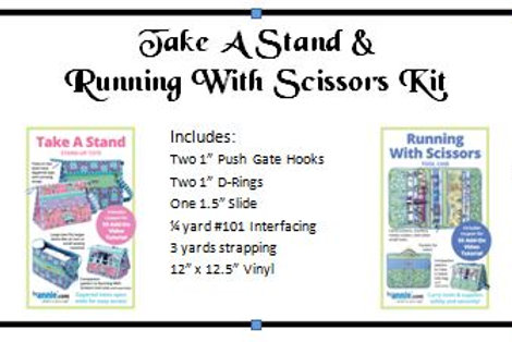 Take A Stand / Running With Scissors Kit