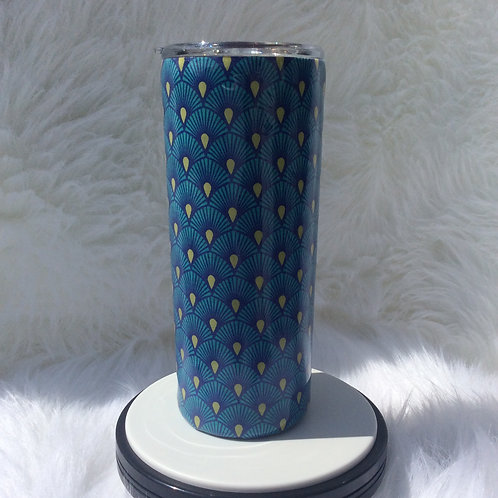 Pinkerville Day Dream Serenity Thermal Tumbler
