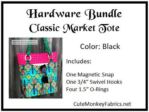 Classic Market Tote Hardware Bundle