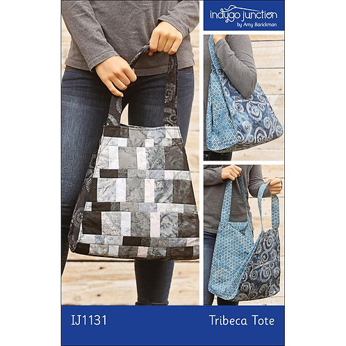 Quilted TribecaTote