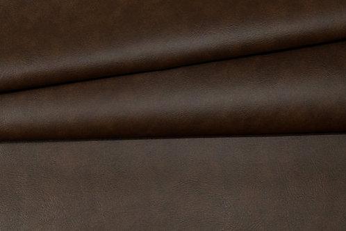 Vegan Leather - Dark Brown