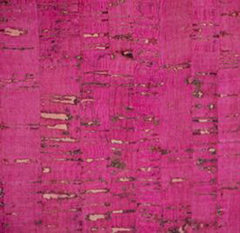 Cork Fabric - Peonia