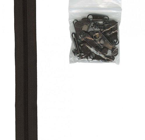 145 - Sable Handbag Zipper