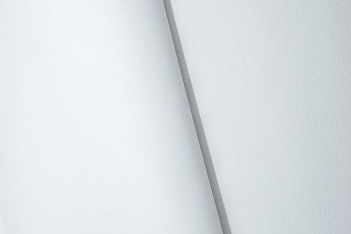 Vegan Leather Fabric - White