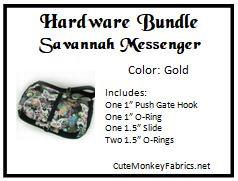 Savannah Messenger Hardware Bundle