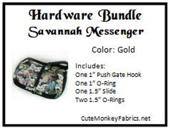 Savannah Messenger Hardware Bundle