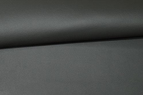 Vegan Leather - Medium Grey