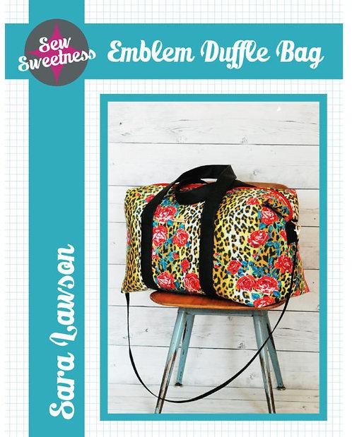 Emblem Duffle Bag