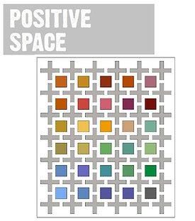 Positive Space Pattern Plus