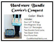 Carrier's Conquest Hardware Bundle