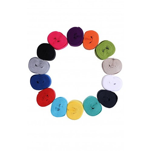 Fold-over Elastic 2yd - 14 colors