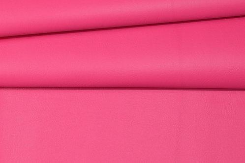 Vegan Leather Fabric - Magenta