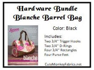 Blanche Barrel Bag Hardware Bundle