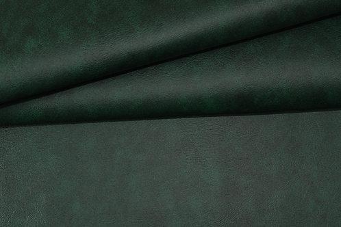 Vegan Leather Handbag Handles - Dark Green