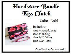 Kiss Clutch Hardware Bundle