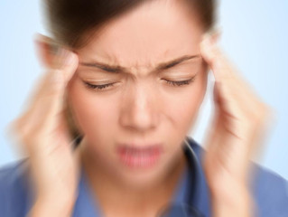 Acupuncture Can Help Migraines!