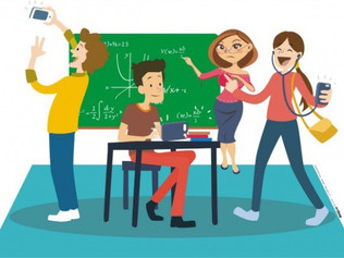 El uso de los celulares en el aula