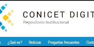 Acceso a artículos científicos del CONICET