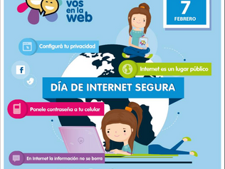 "Día de ""Internet Segura"""