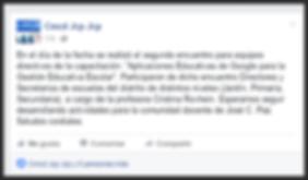 Jornada Aplicacines Google