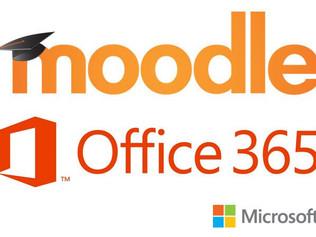 Office 365 y Moodle: potentes herramientas para el aprendizaje