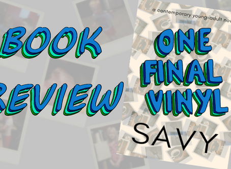 One Final Vinyl by Savy - BOOK REVIEW