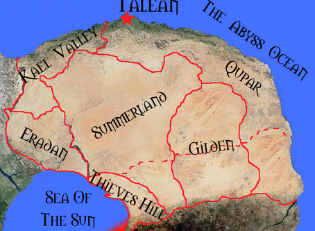 Kingdom of Talean's History