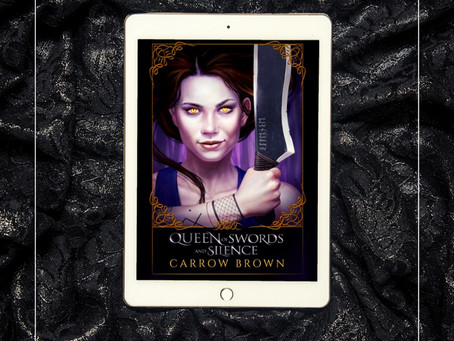 Carrow Brown - Author Interview