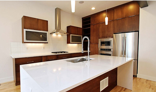 Granite, marble and quartz kitchen and bath countertops