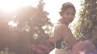 Dionne at 18 - A Debut Film