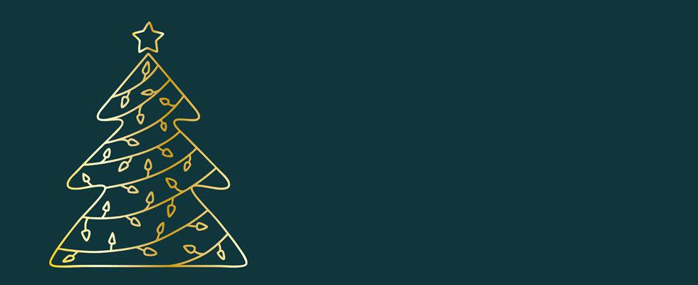 12 Points Lighting of Christmas Tree Sli