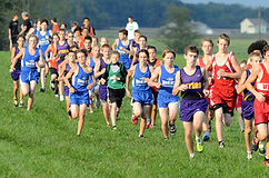 middle school cross country